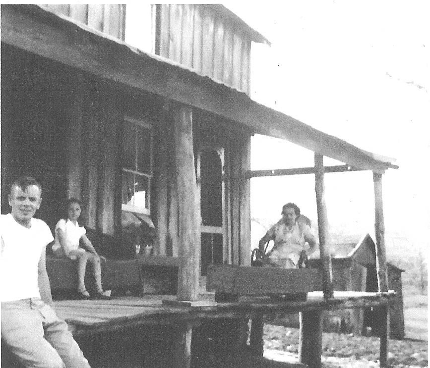 House near Cook Cemetery