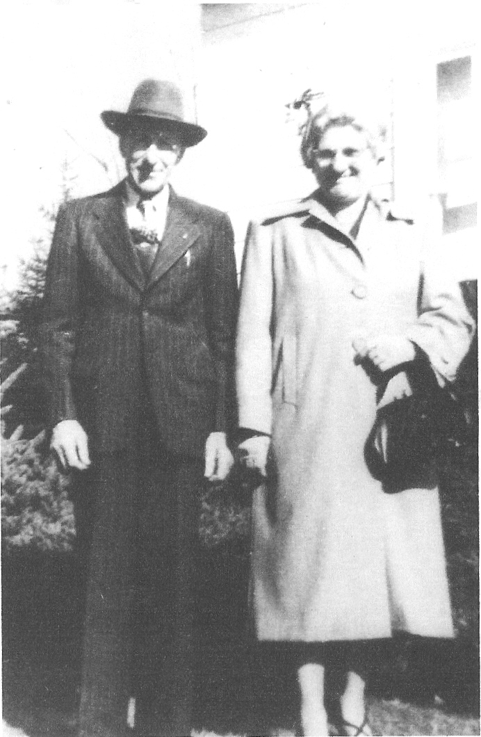 Earl and Ella Korns, Southampton Township, Somerset County, PA