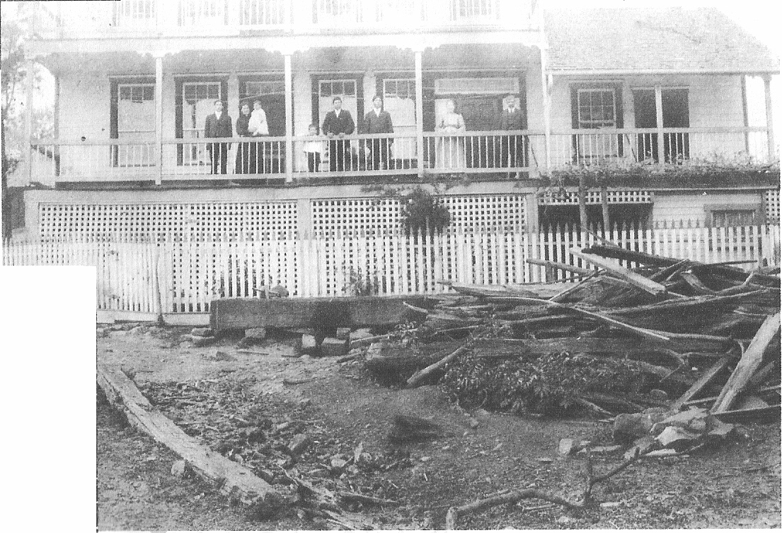 John Wilson Korns house, 1911