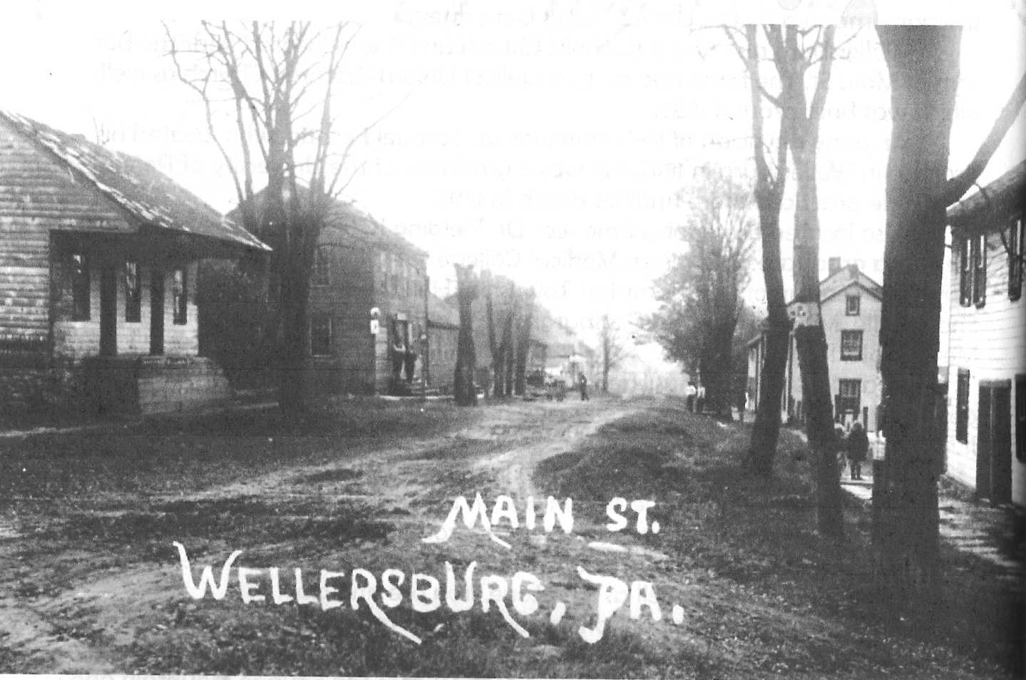 Main Street, Wellersburg, Southampton Township, Somerset County, PA