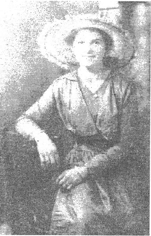 Katheryn (Martz) Korns, wife of John