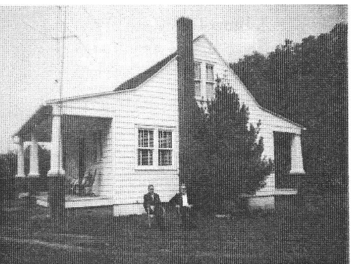 Sherman Korns' House