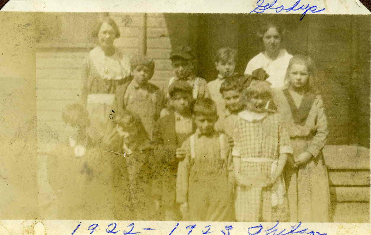 Philson School 1922-23