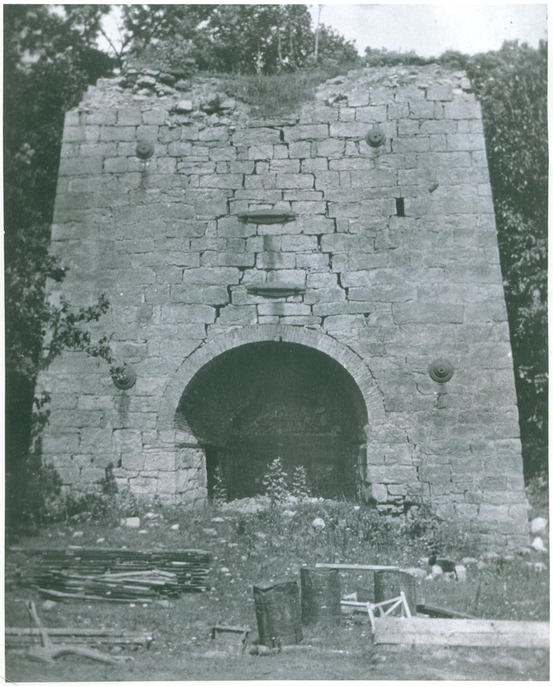 Wellersburg Iron Furnace, Somerset County, PA