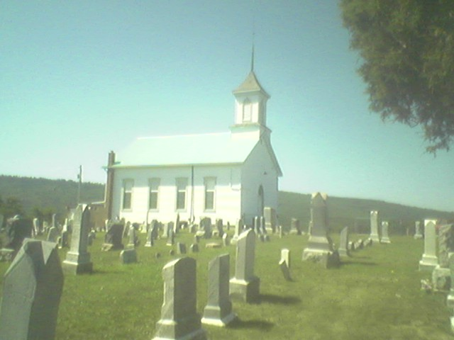 Comp's Church, Somerset County PA