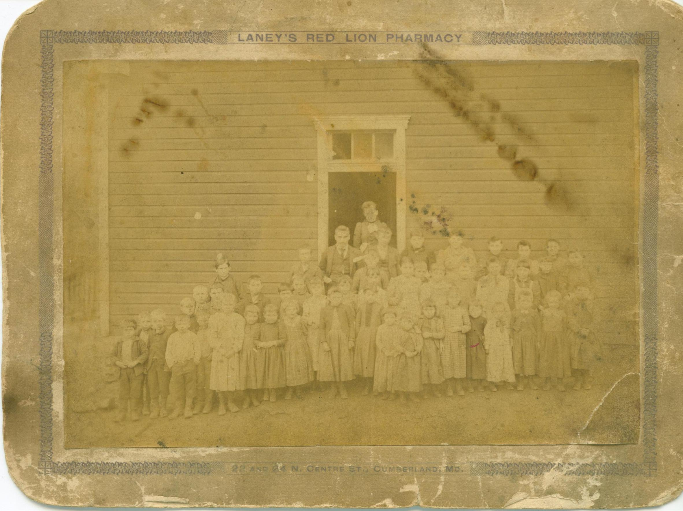 Misc  Somerset Co  PA & Allegany Co  MD History Materials