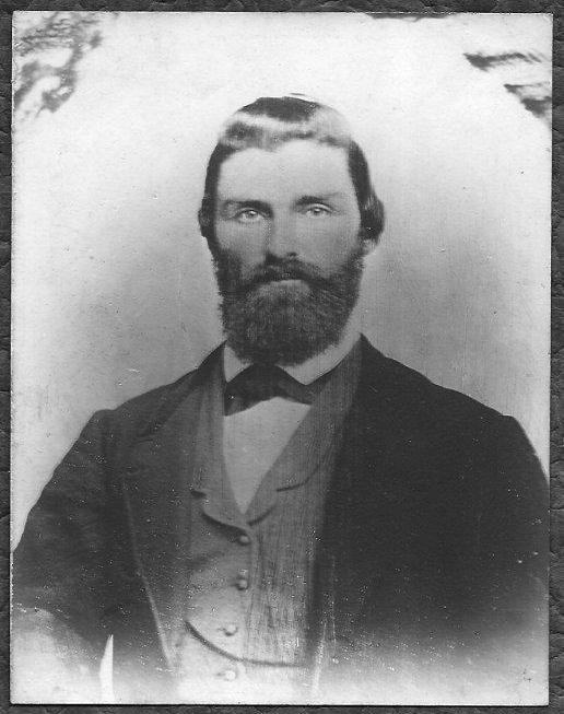 Stephen Morrison, Civil War Soldier